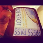 Josh Bois Press Pass Global Good Networks